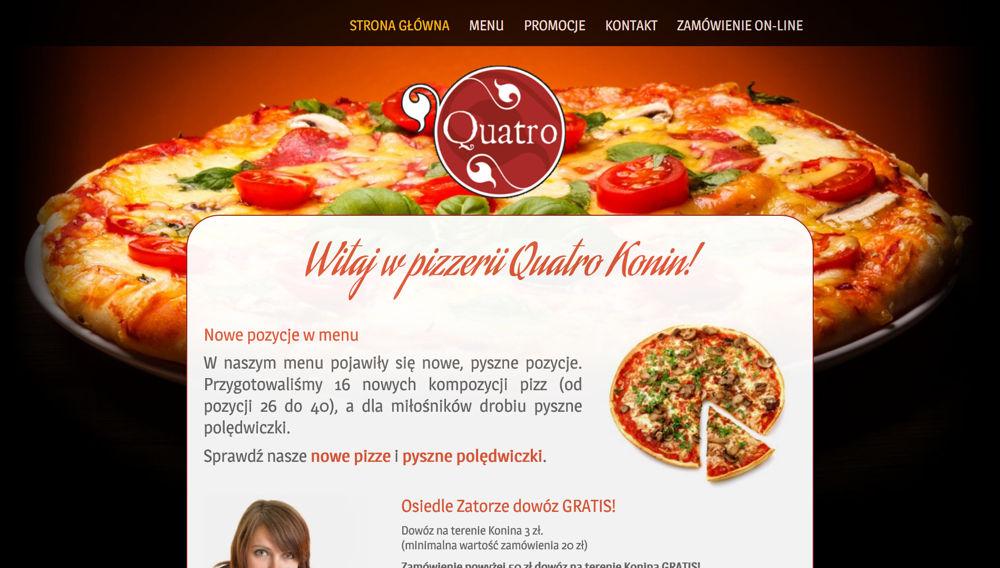 Strona Quatro.Konin.pl