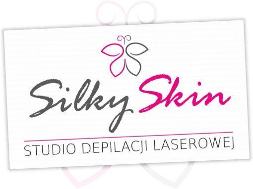 Projekt logo SilkySkin