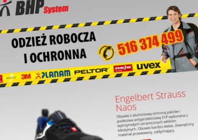Strona BHP System Konin