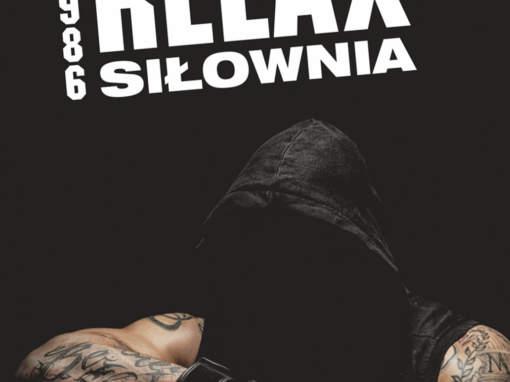 Roll-up dla Siłowni Relax z Konina