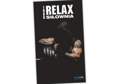 Roll-up Siłownia Relax Konin