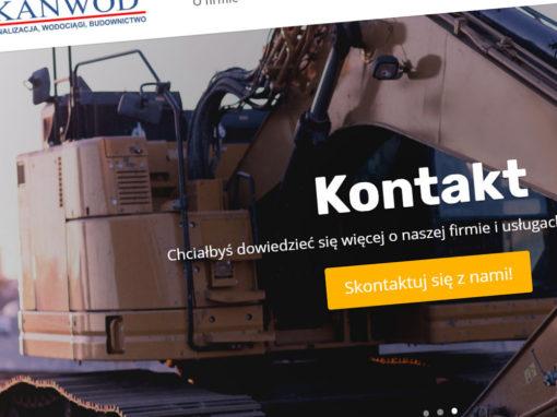 Strona internetowa KANWOD